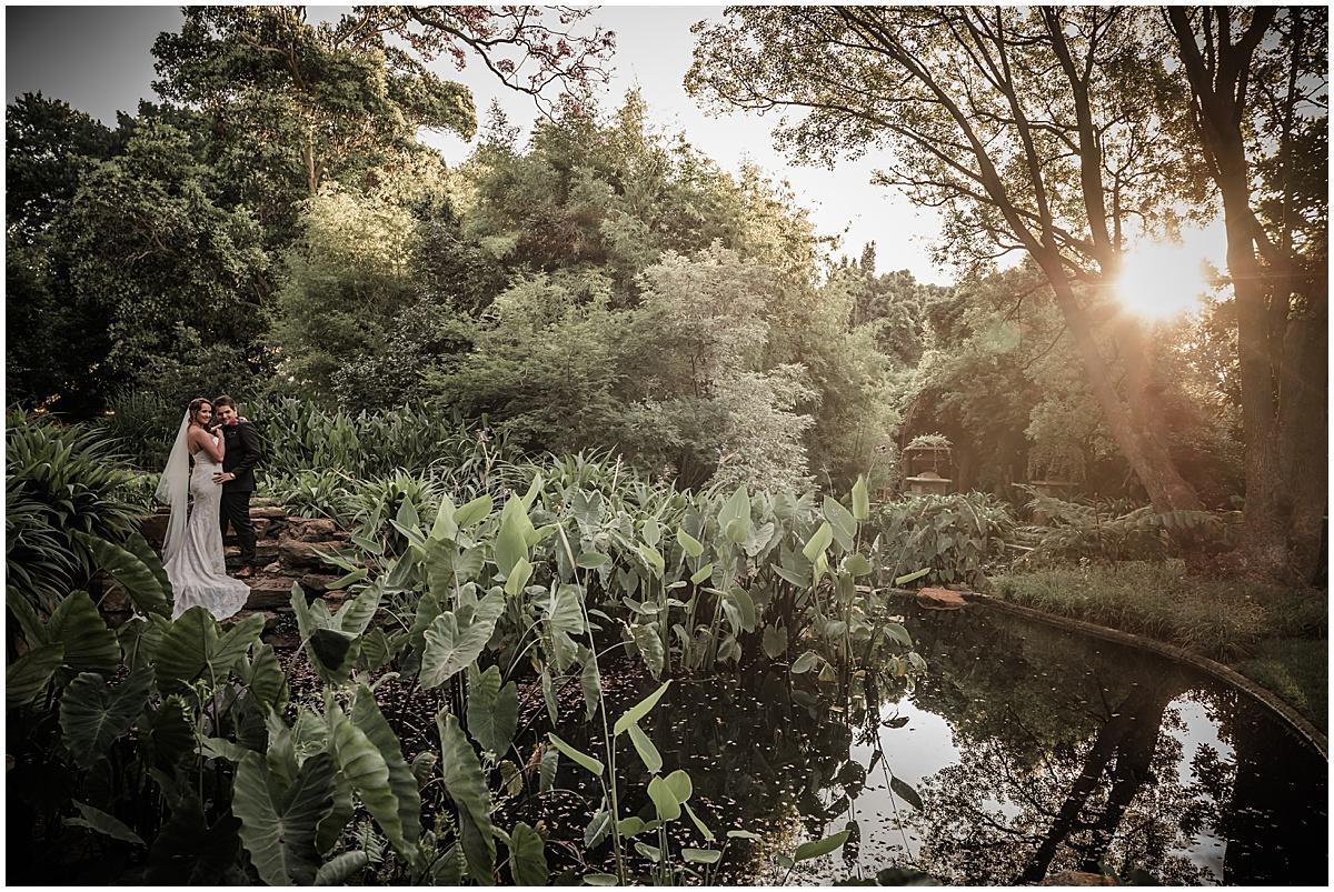Dane & Karen's wedding at Beechwood Gardens
