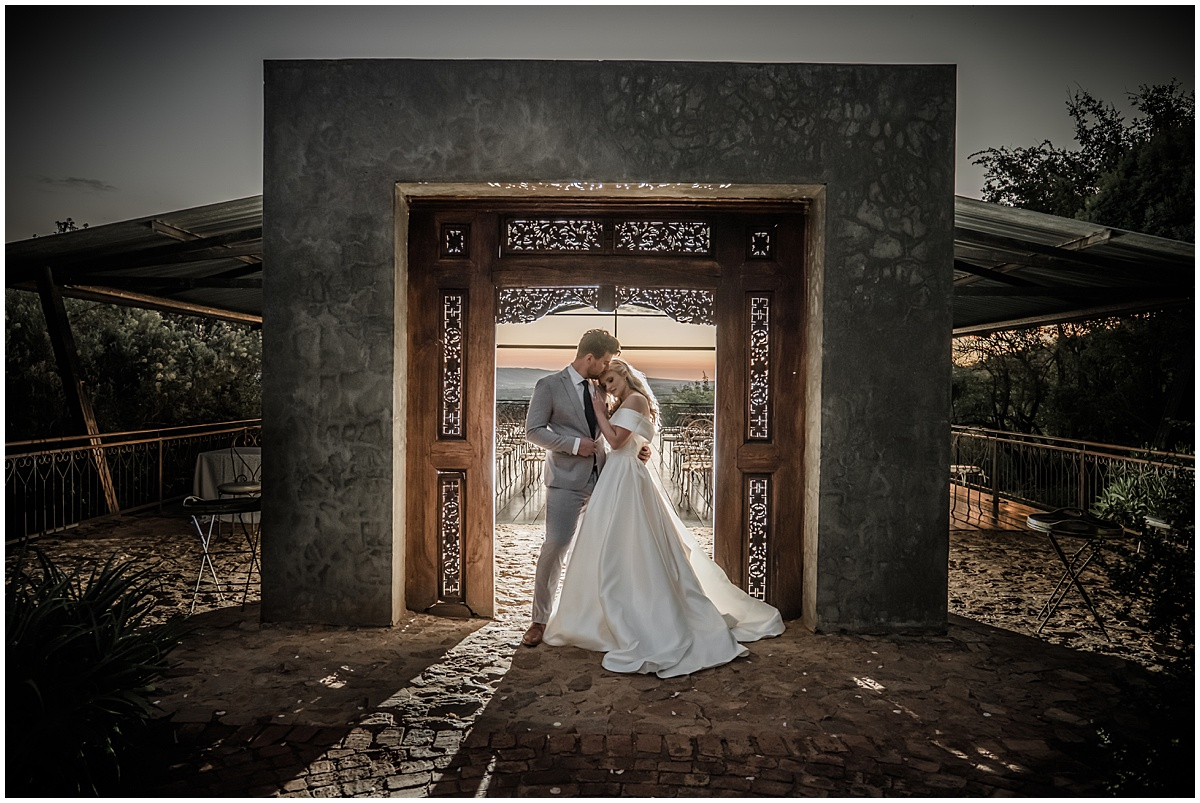 Giulia & Gerrit's wedding at Red Ivory