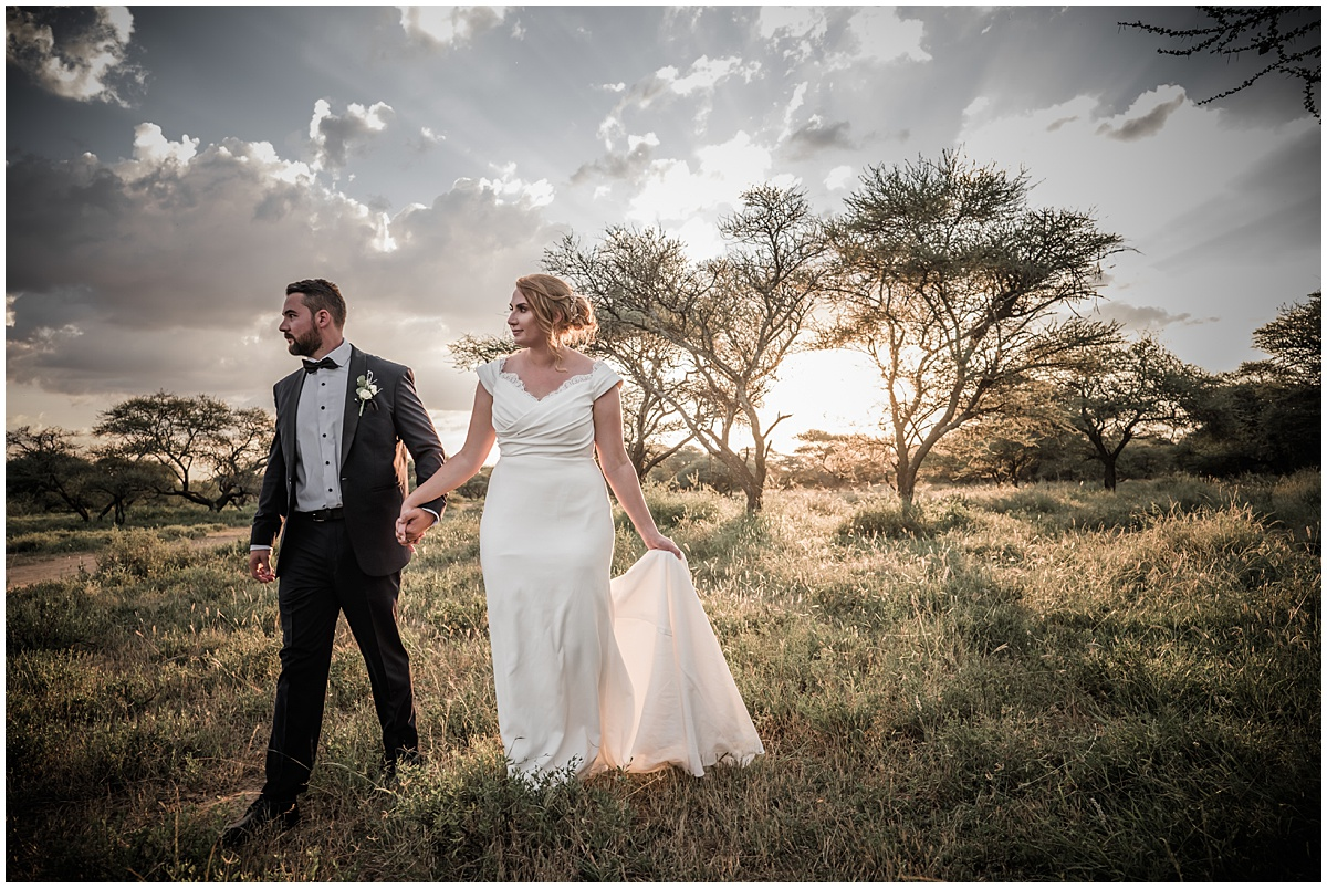 Suzette and Valdo's wedding at Palala