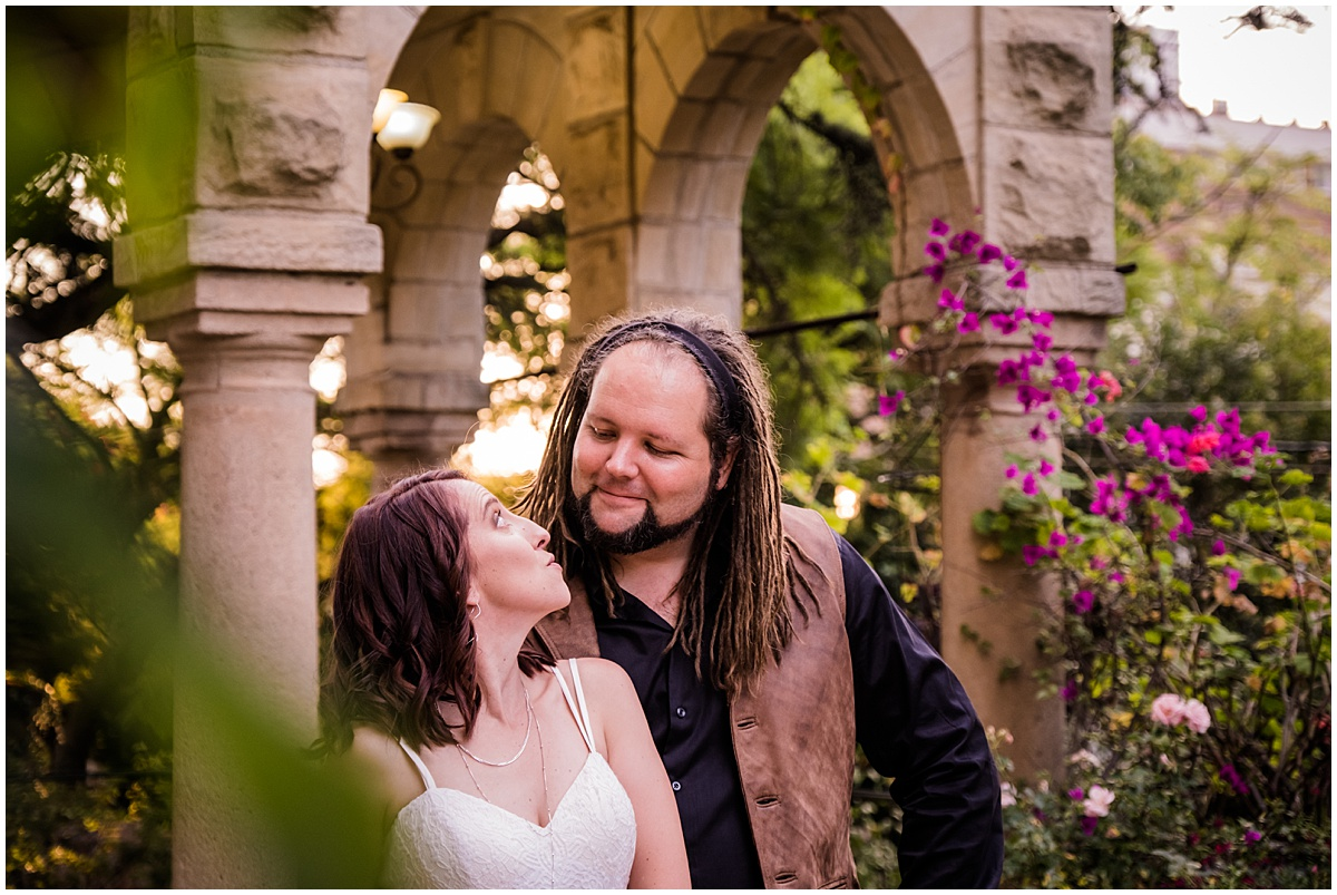 Tania & Leo's wedding at Shepstone Gardens
