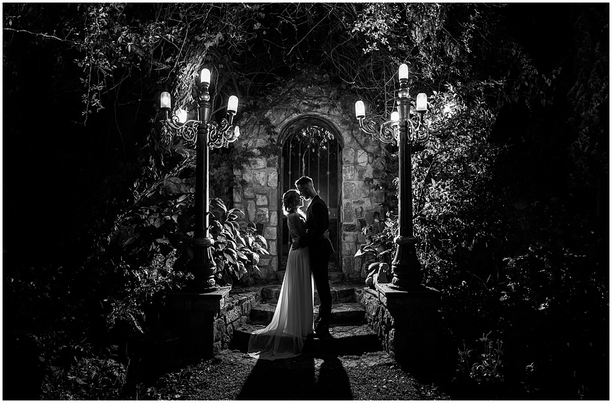 Brittany and Bradley's wedding at Shepstone Gardens