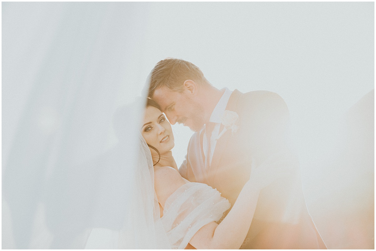 Etienne & Carina's wedding at Red Ivory