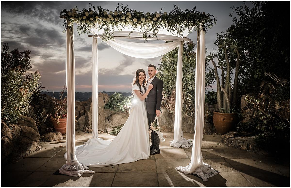 Ashlee & Gabi's wedding at The Munro